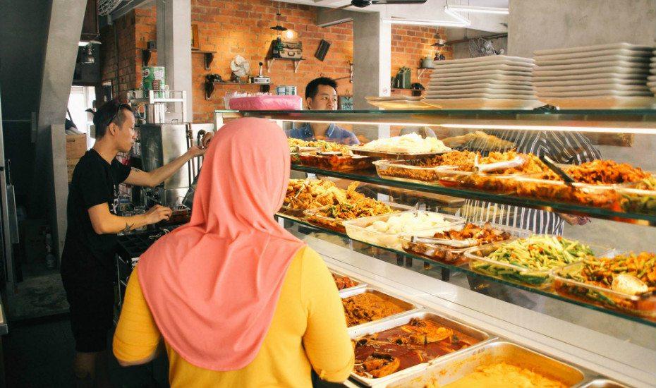 Halal restaurant Coba Coba