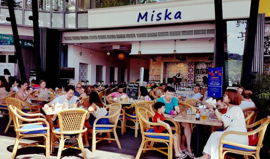 Miska Honeycombers Singapore