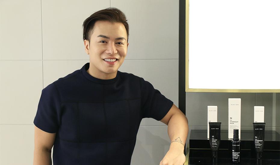 Nicolas Travis of Allies of Skin | Singapore beauty brand entrepreneur