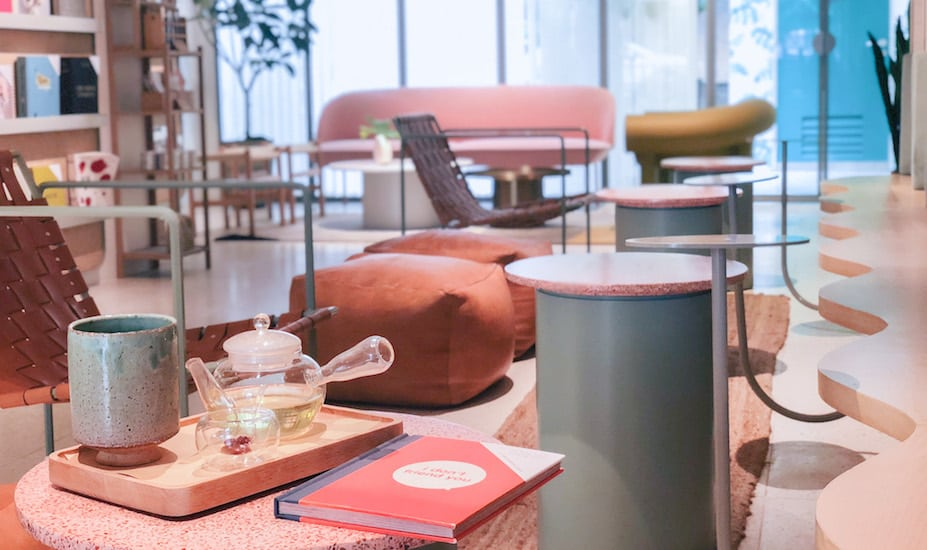 Book lovers, we've shared our fave reading spots in Singapore