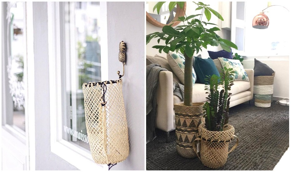 Massione | Shop wicker, woven and rattan baskets