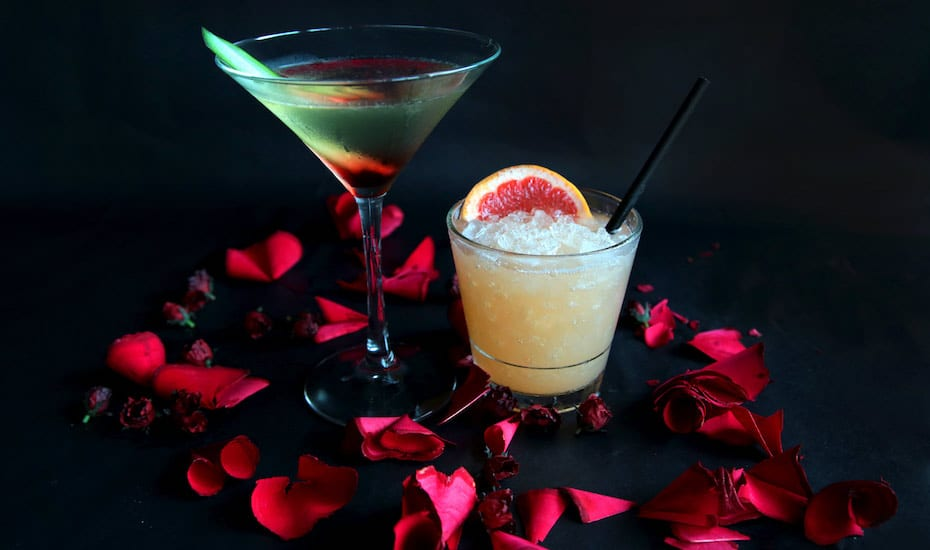 Bar Rouge Singapore   Valentine's Day parties 2019