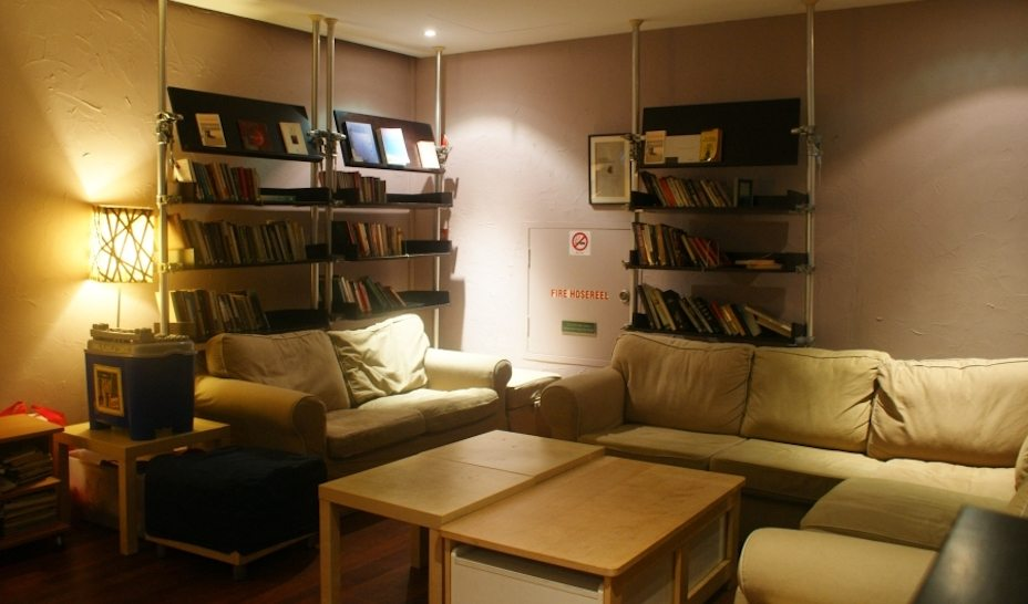 Best reading rooms in Singapore Book Cafe Honeycombers