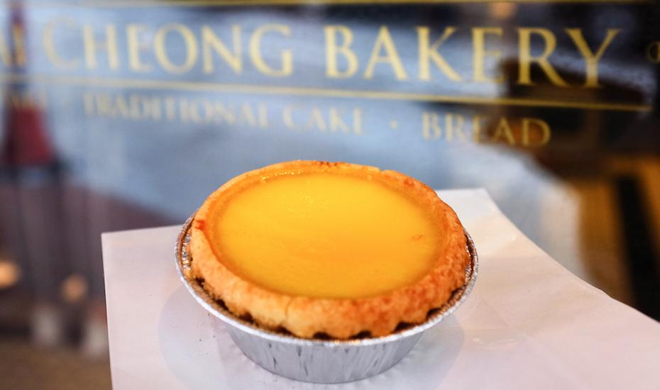 Tai Cheong Egg Tarts Honeycombers Singapore