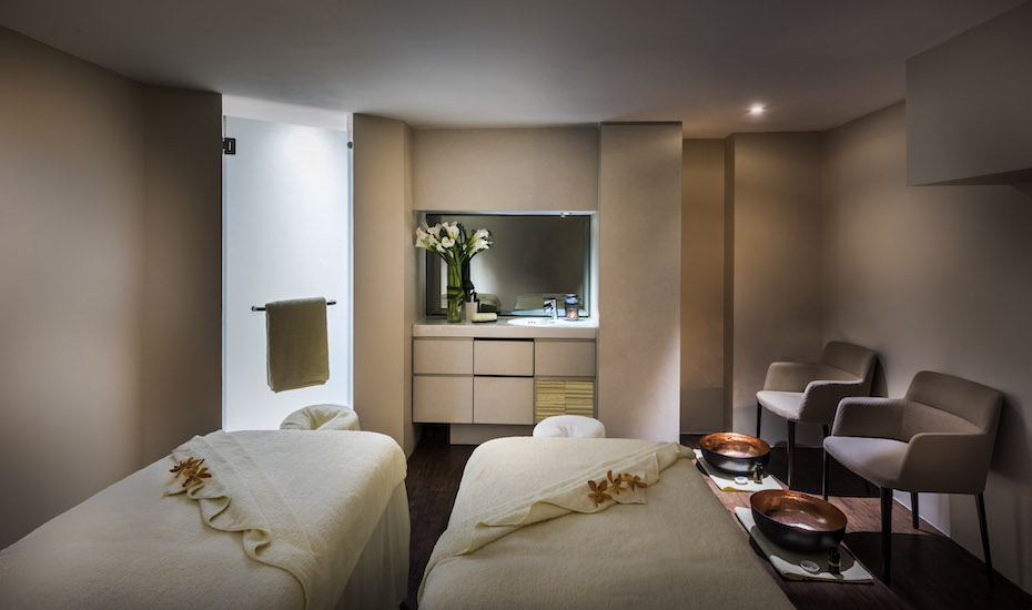 Massages, facials and yoga: The Fullerton Hotels' new spa package