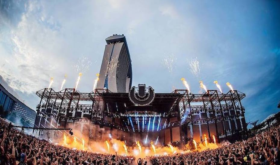 Ultra Music Festival 2018 in Singapore