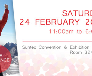 Swiss Education Fair Suntec Honeycombers Singapore