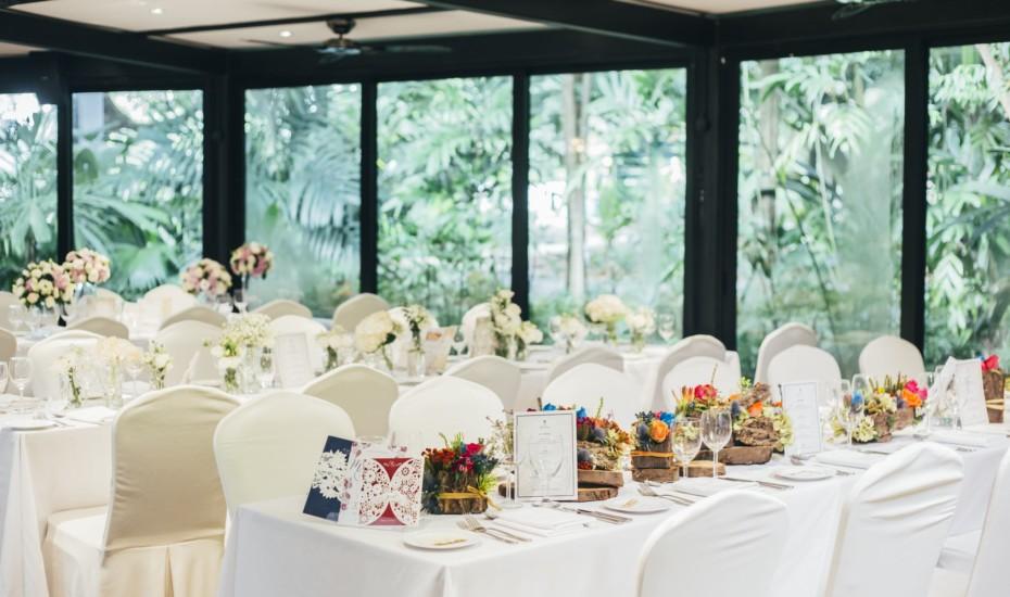 Enchanted wedding showcase at the villa singapore botanic gardens enchanted wedding showcase the villa honeycombers singapore junglespirit Gallery