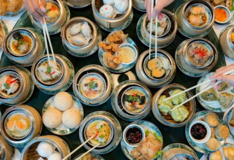 Best dim sum places in Singapore