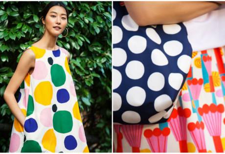 Add UNIQLO x Marimekko's bold collection to your fashion shopping list