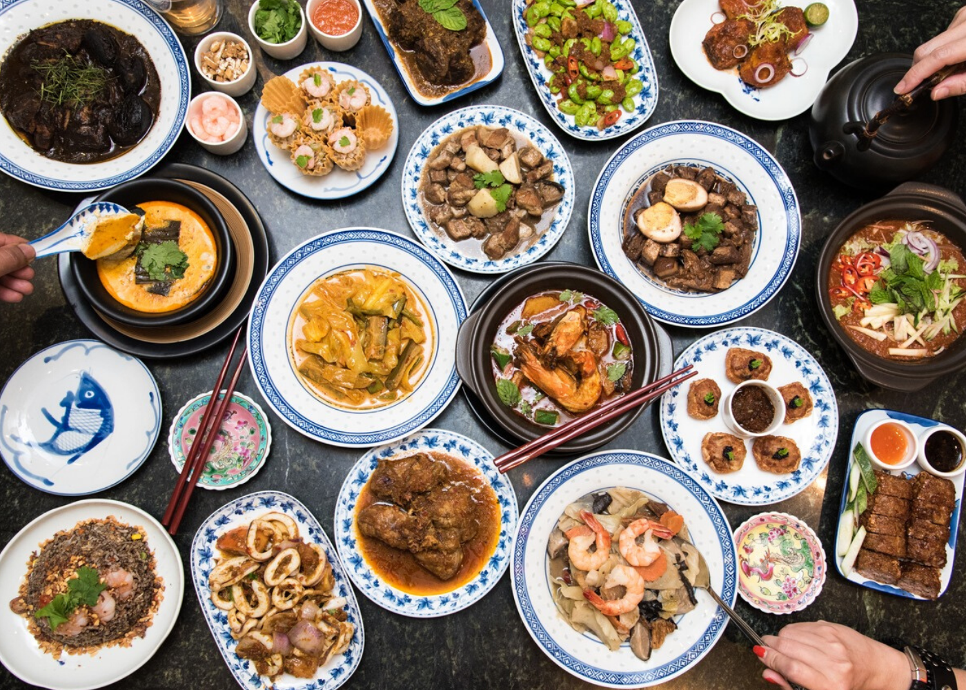 Indocafe | Peranakan restaurants we love: Where to go for an authentic Nyonya meal in Singapore