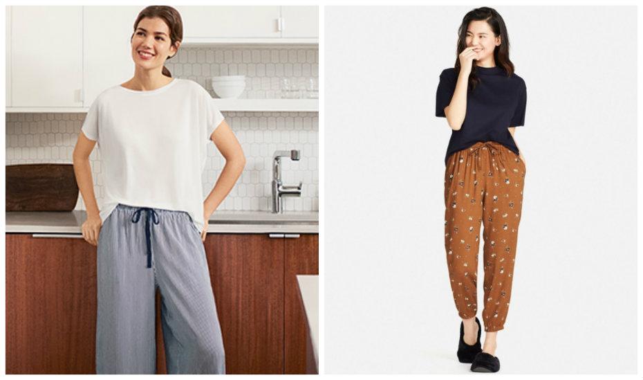uniqlo | Cute Pajamas Singapore | Sleepwear Singapore | Singapore PJs loungewear | robes camis pyjamas