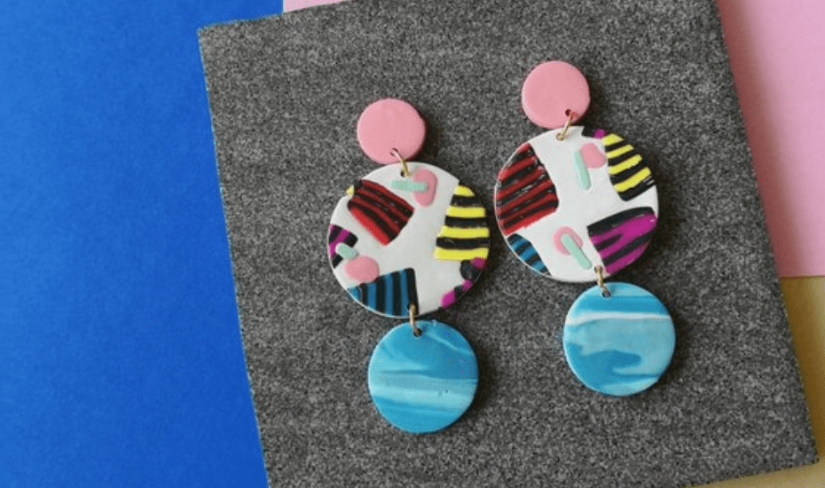 Statement earrings in Singapore: Rouge Trinkets