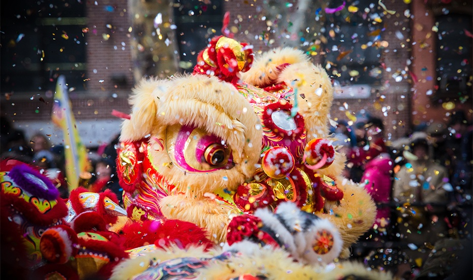 chinese new year in singapore 2019 | Lion Dance Honeycombers Singapore