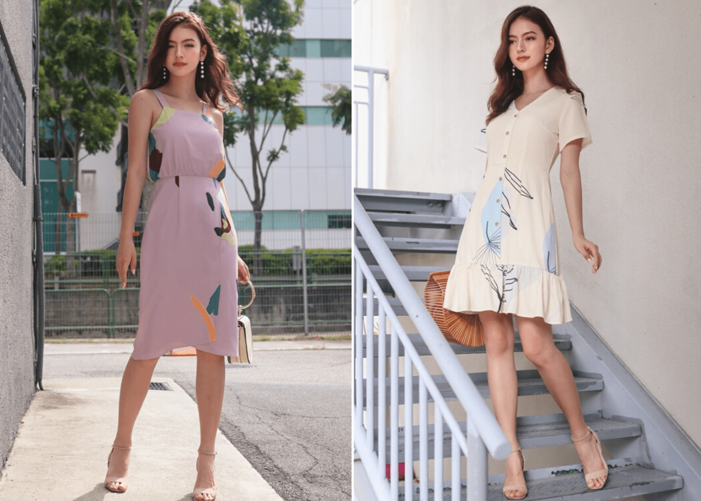 the velvet dolls | clothes blogshops in Singapore