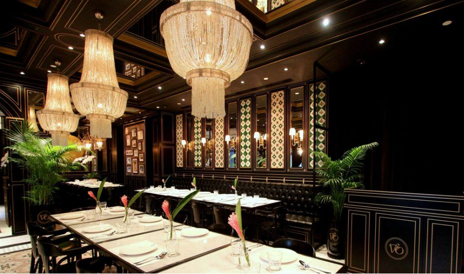 Peranakan restaurants in Singapore