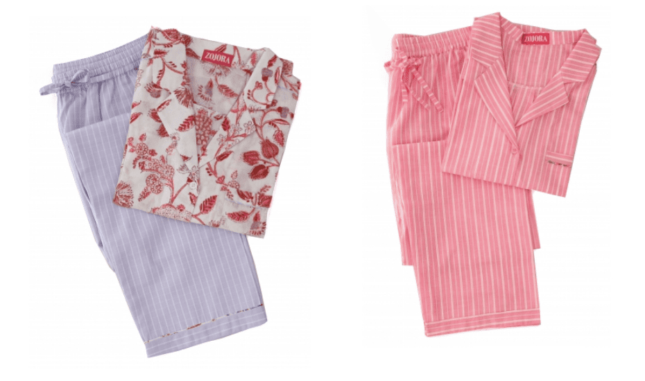 Pretty pajamas, loungewear and robes to laze around in | Honeycombers