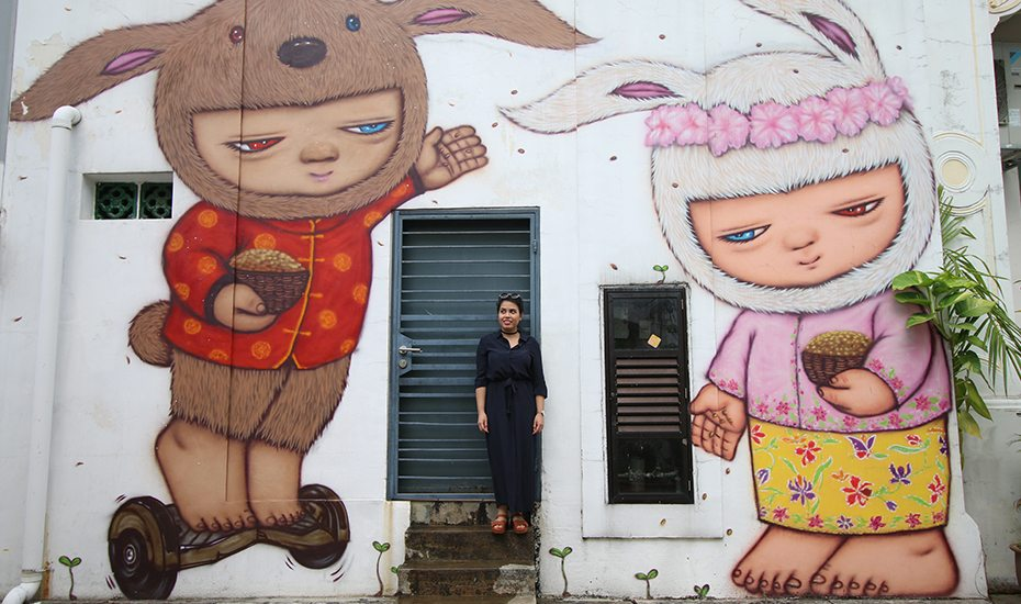 Singapore Wall Crawl: the best murals, street art and Instagram-worthy spots
