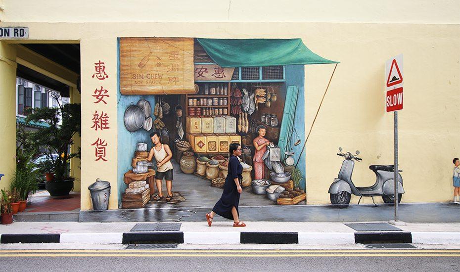 Singapore Wall Crawl The Best Murals Street Art And Insta Worthy Spots