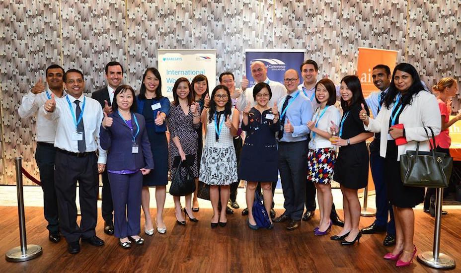 BritCham Honeycombers Singapore