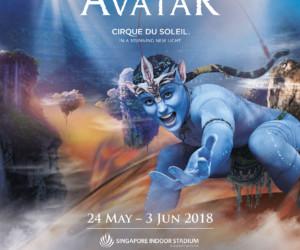 Toruk - The First Flight by Cirque du Soleil honeycombers singapore