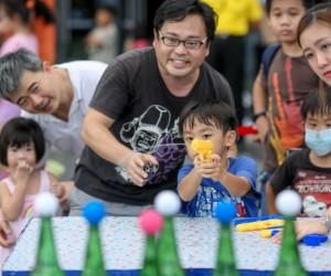 Sports hub singapore honeycombers
