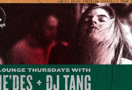Kilo Lounge Thursdays with Ollie'Des & DJ Tang honeycombers singapore