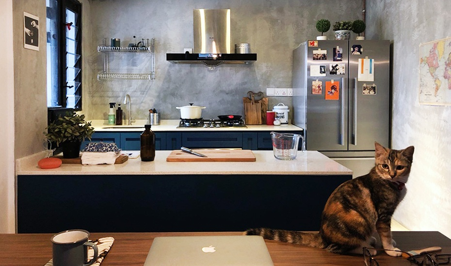 How I Survived My Kitchen Renovation Singapore Apartment