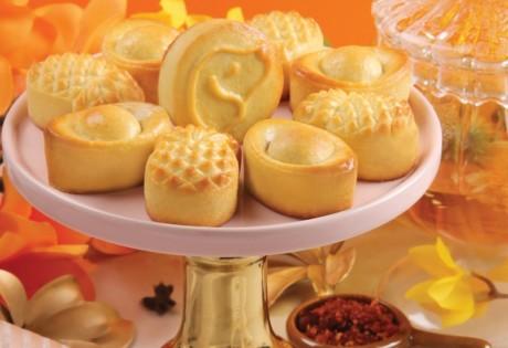 Bakerzin DBS POSB CNY Honeycombers