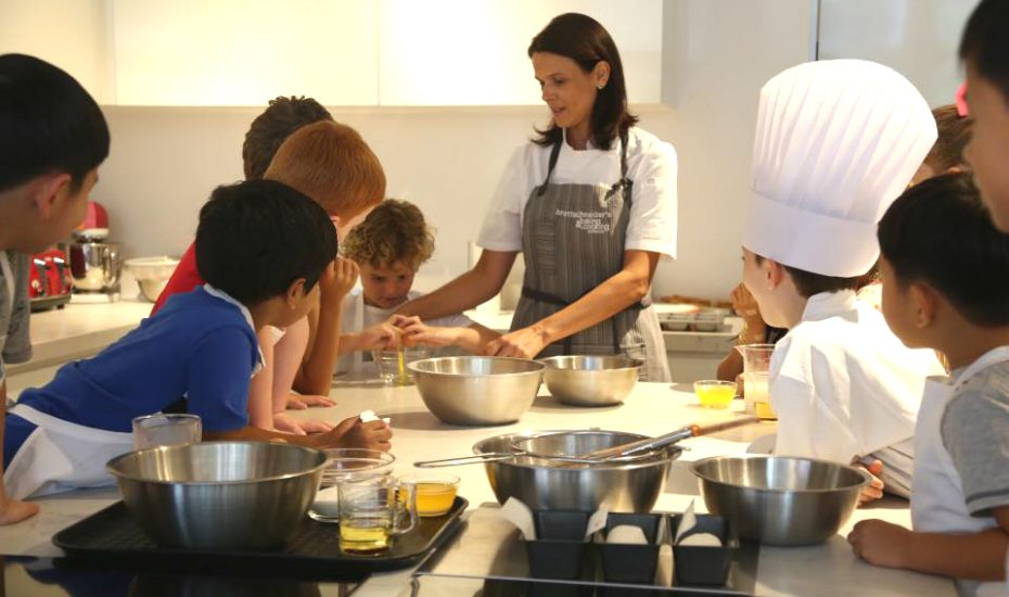 Cooking schools in Singapore