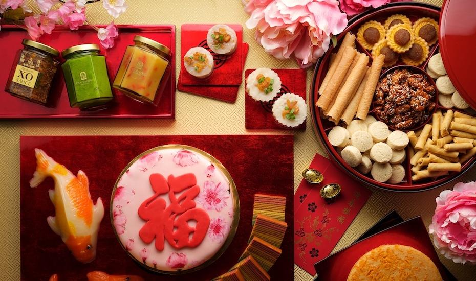 Pan Pacific CNY DBS love letters POSB Honeycombers