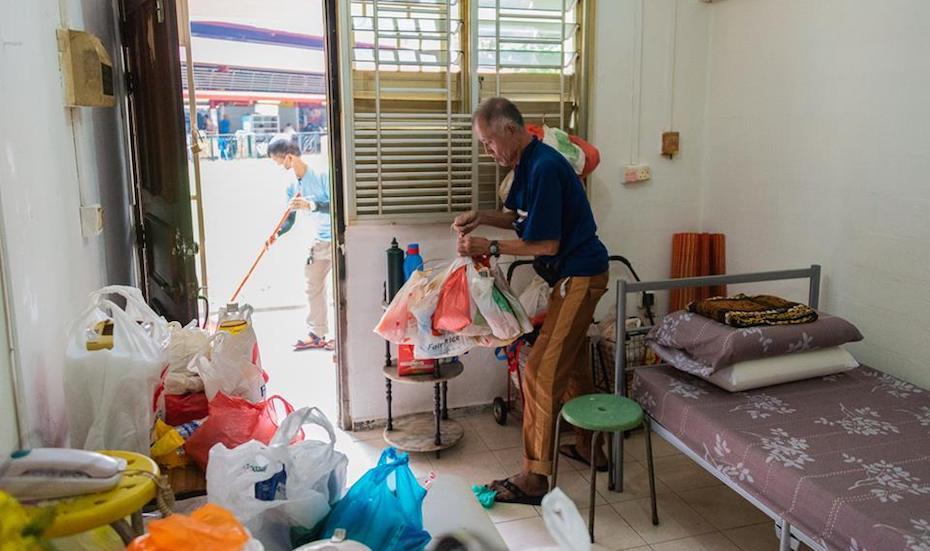 Volunteering in Singapore