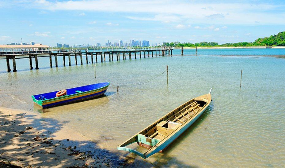 St John Island honeycombers singapore