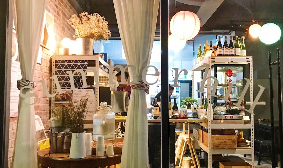 Hot new table: tiny French bistro Summer Hill nails comfort food in Clementi