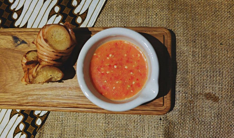 Field guide to sambal in Singapore
