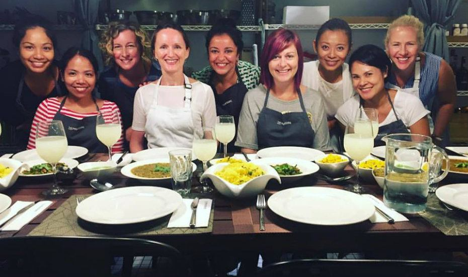 Cooking classes in Singapore