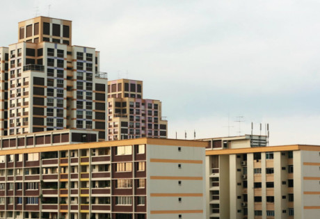Buying a HDB in SIngapore