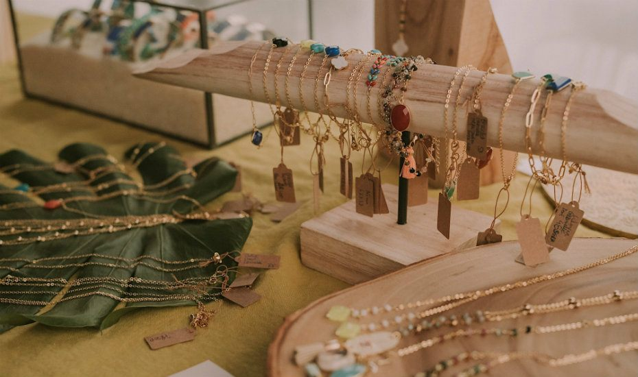 markets in Singapore jewellery at Sunday Social at Camp Kilo