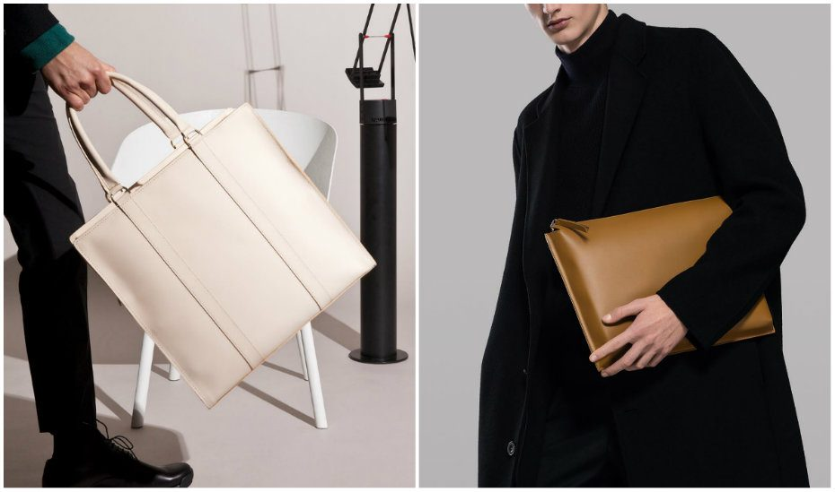 Minimalist, label-free handbags for style lovers who hate big designer logos