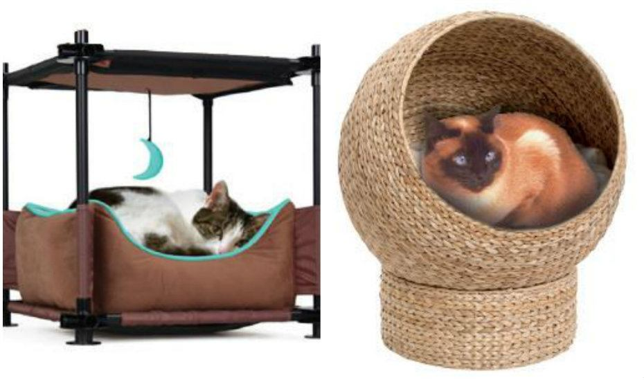 Pet Lovers Centre | The coolest pet beds in Singapore for cats and dogs to snooze in