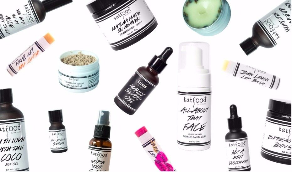 organic skincare and makeup