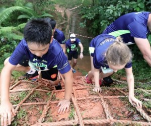 Columbia Jungle Run - Walk Edition honeycombers singapore