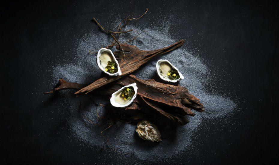 Antidote Fairmont Singapore I Oysters
