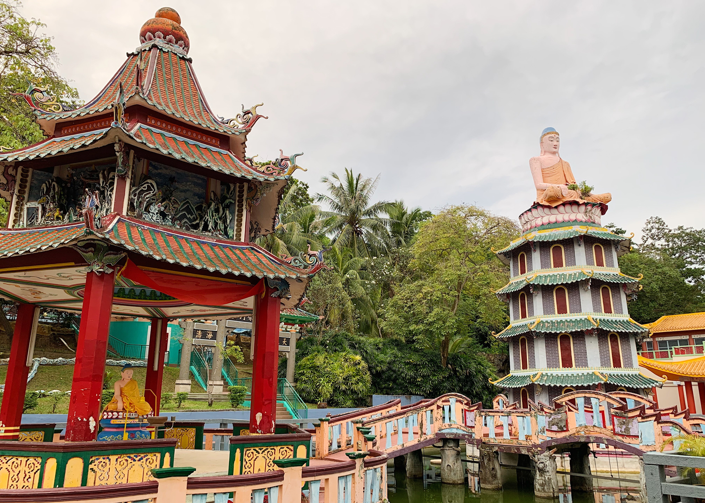 Haw Par Villa | The park evoked a sense of nostalgia.