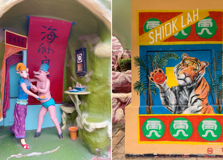 Guide to Haw Par Villa: A tour of hell, Chinese culture and Singapore nostalgia