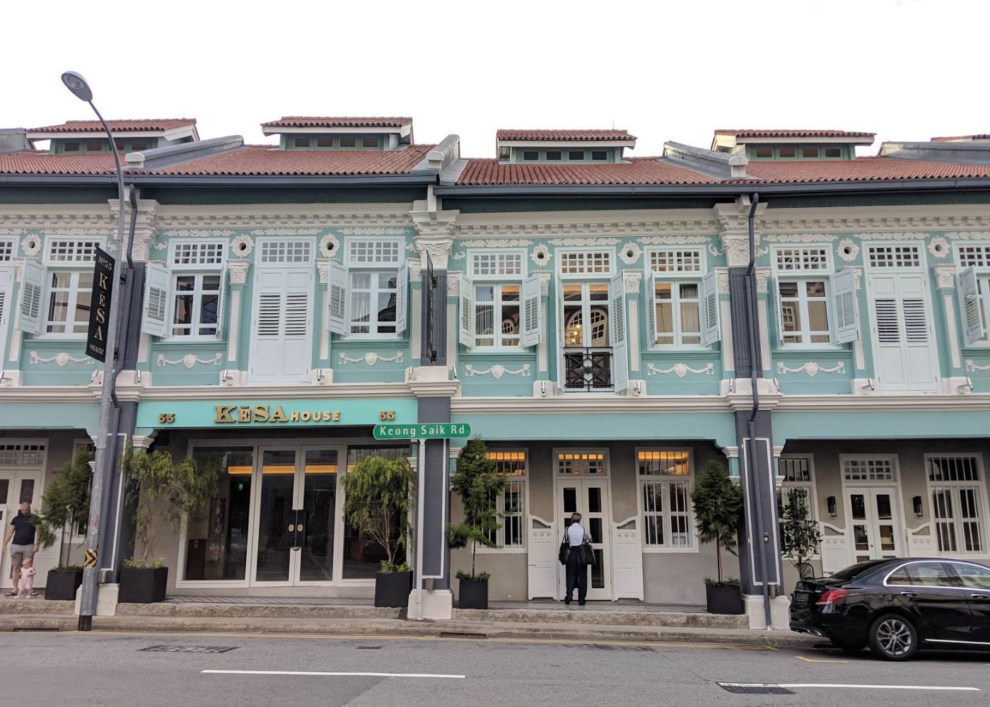 Kesa House | Best boutique hotels in Singapore