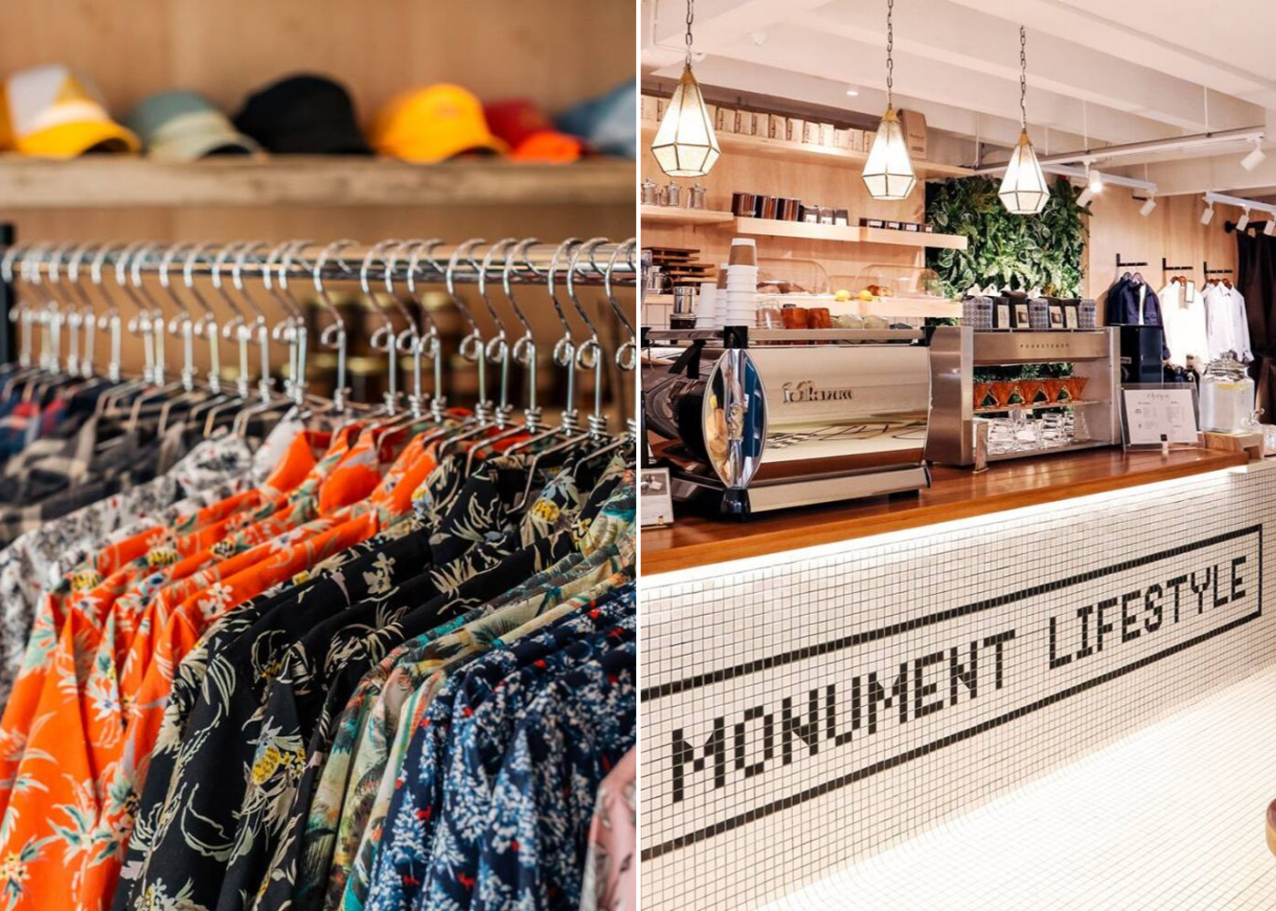 Monument Lifestyle | multi-label boutiques in Singapore