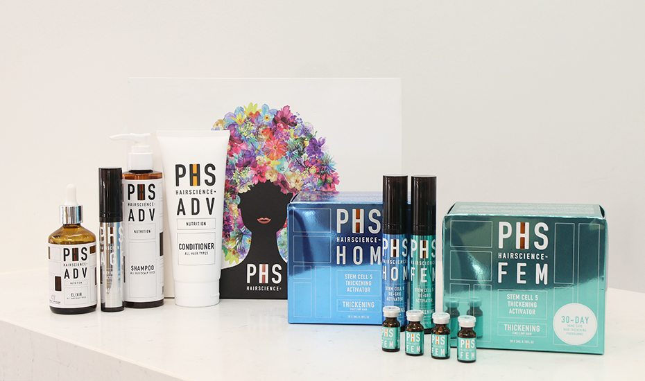 PHS Hairscience I Miracle Stem Cell Solution