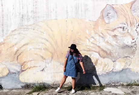 Trips to Malaysia | Guide to Penang's street art and Peranakan food