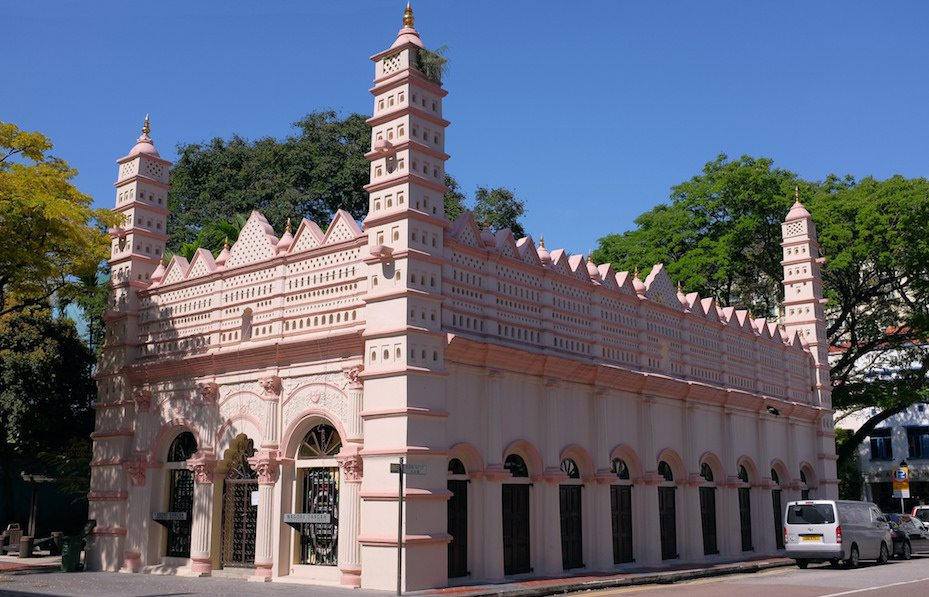 Nagore Indian Muslim Heritage Centre in Telok Ayer
